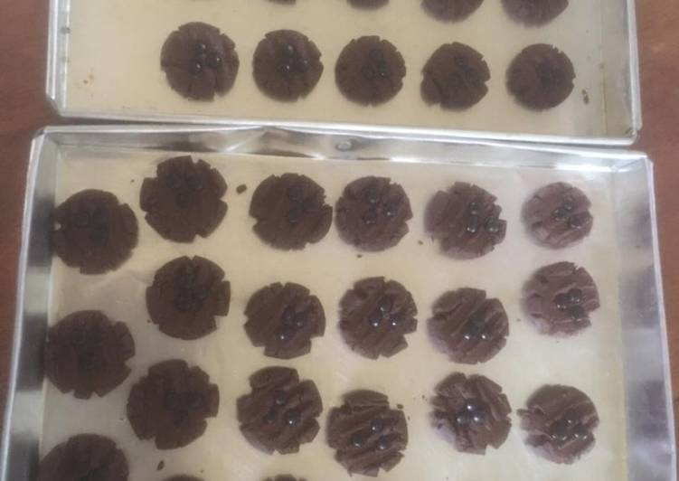Resep Kue Kering Coklat Chocochips yang Enak