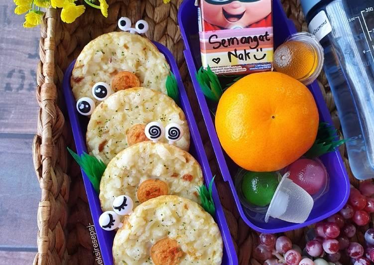 Resep Rice Omelette Pancake Yang Simple Sedap