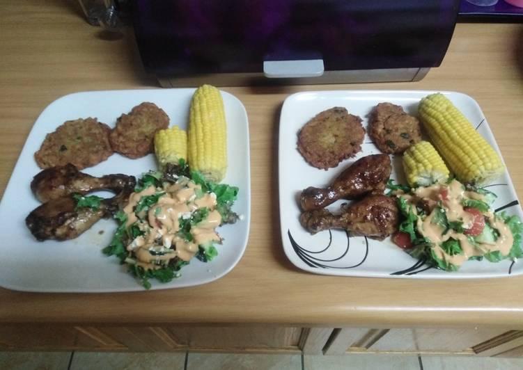 Recipe: Appetizing Potato Hash