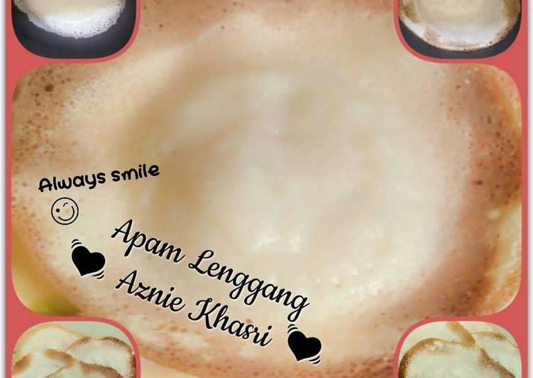 Apam Lenggang - resepipouler.com
