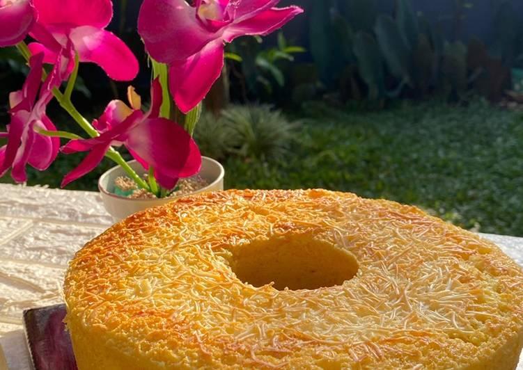 Carrot Cheesy Cake