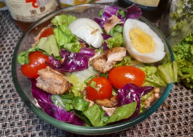 Chicken Salad Madu
