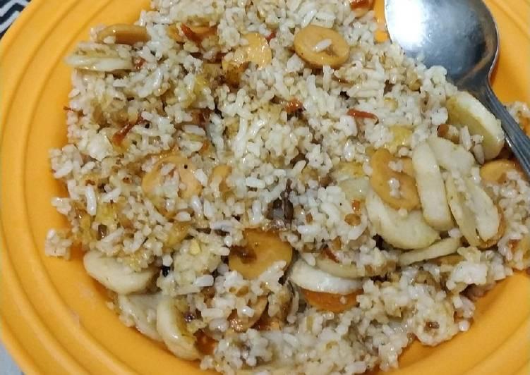 Nasi Goreng Seadanya