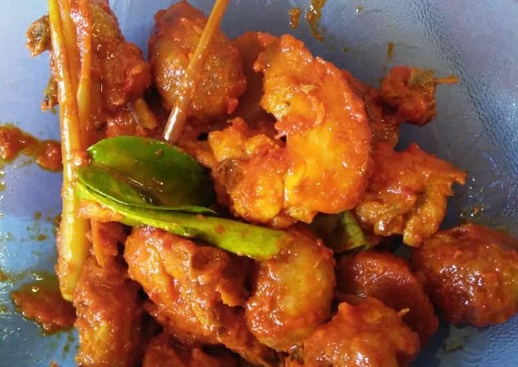 Resep Ayam Sambal Simpel yang Lezat Sekali