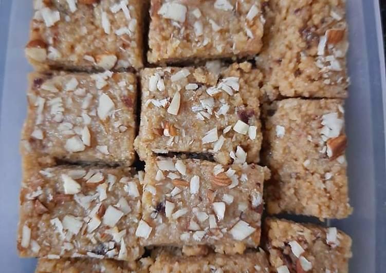 Recipe of Any-night-of-the-week Milkcake by Leftover Ghee khoya