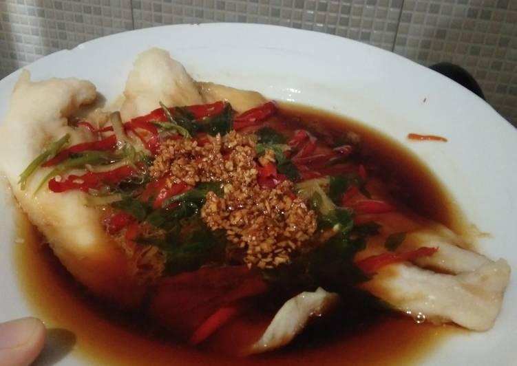 Ikan Dori Tim Hongkong