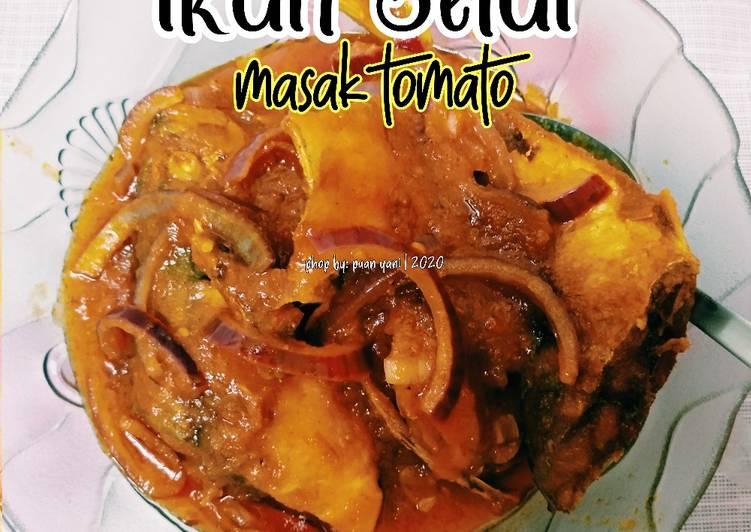 Ikan Selar Masak Tomato - resepipouler.com