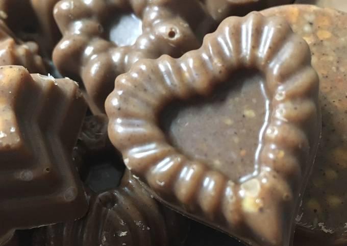 Recipe: Tasty Keto Peanut Butter Chocolate Fat Bombs