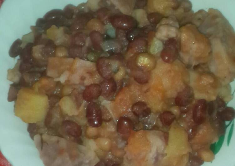 Githeri special