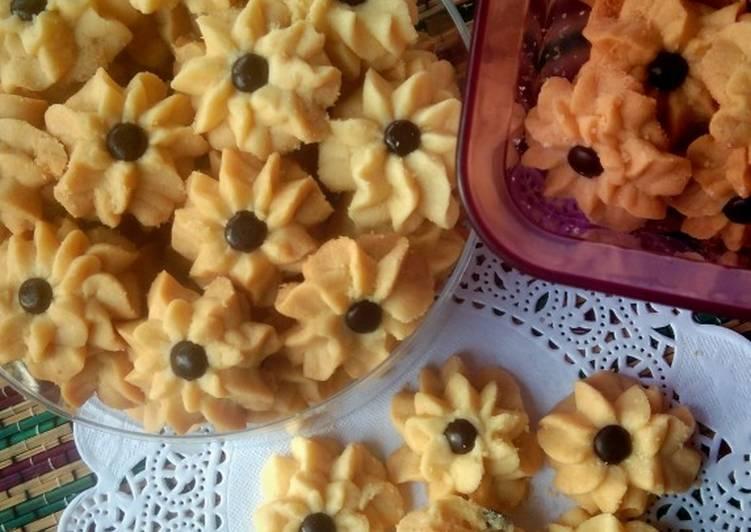 Mawar Cookies Choco Chips