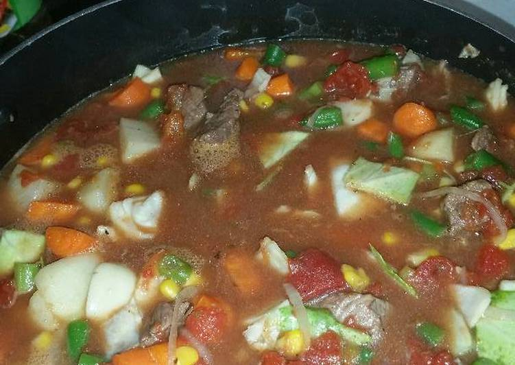 Beef Vegetable Soup, Precisely Why Are Apples So Beneficial With Regard To Your Health