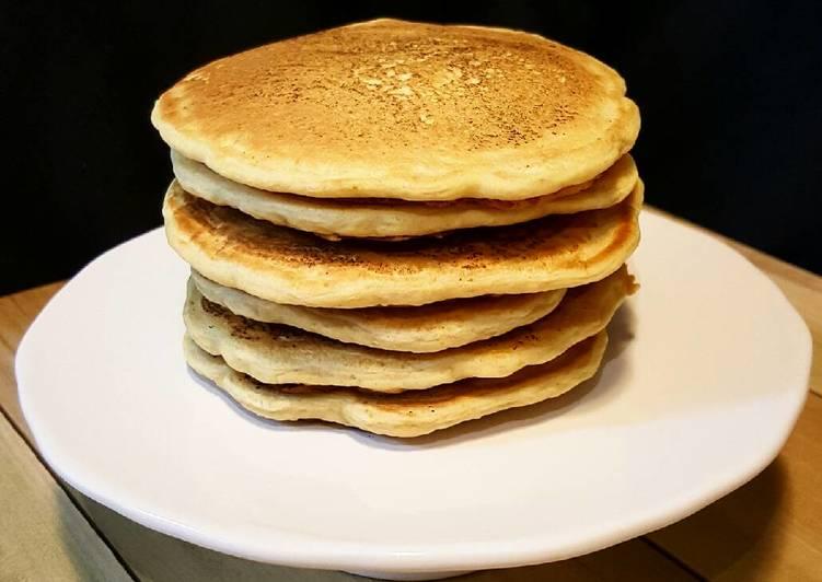 Hefeweizen Pancakes