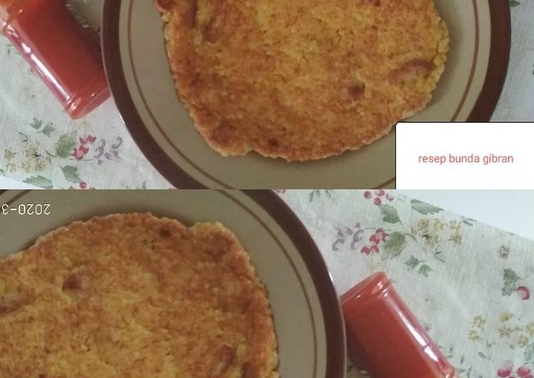 Omelette Nasi