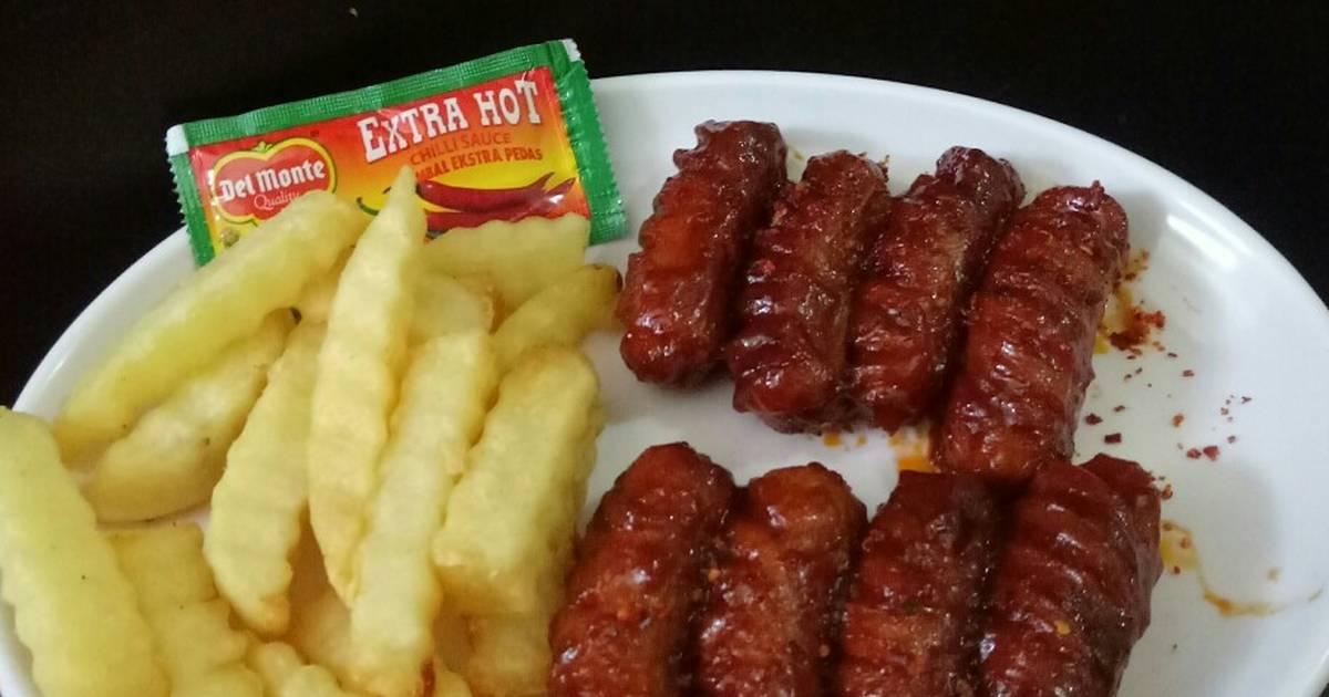 272 488 Resep Makanan Ringan Ala Cafe Enak Dan Sederhana Cookpad
