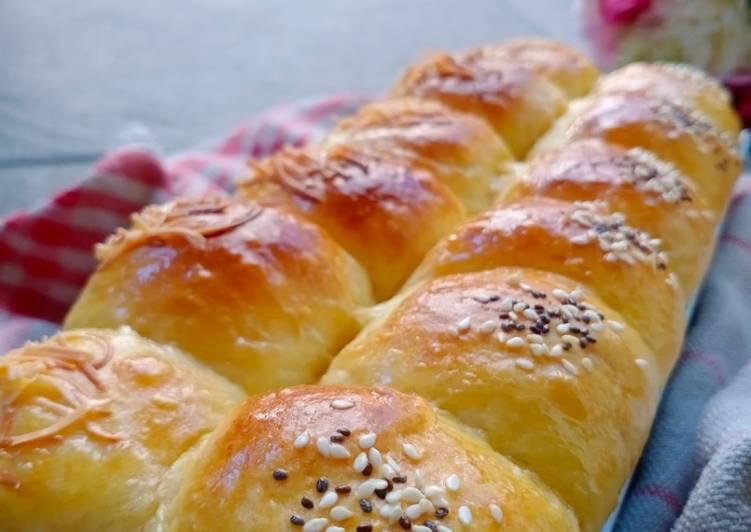 Roti sobek anti gagal