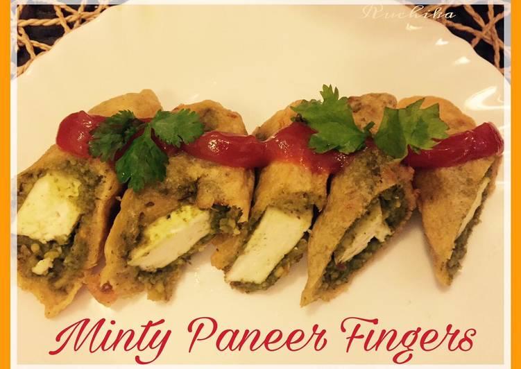 20 Minute Dinner Ideas Any Night Of The Week Paneer fingers