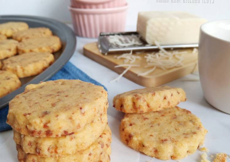 Cookies Sosis Keju Gurih