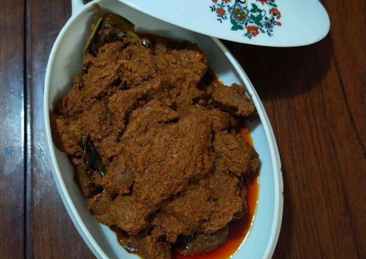 Rendang Daging 1kg