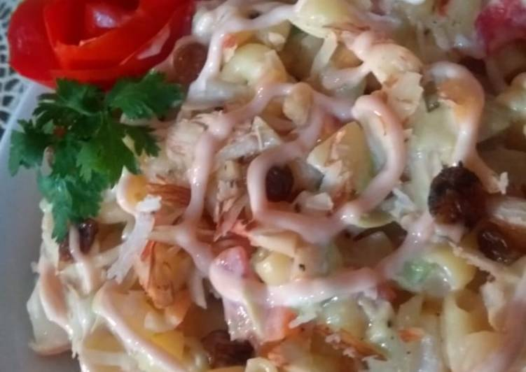 5 Minute How to Prepare Blends Russian salad