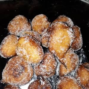 Buñuelos dulces sin tacc (receta rápida)