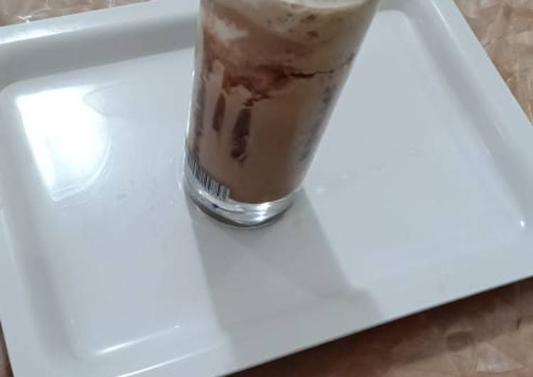 Recipe of Any-night-of-the-week Cold coffee