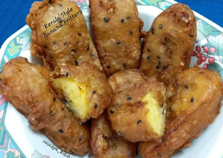 Top 10 Dinner Easy Summer Kerala Style Banana Fritters
