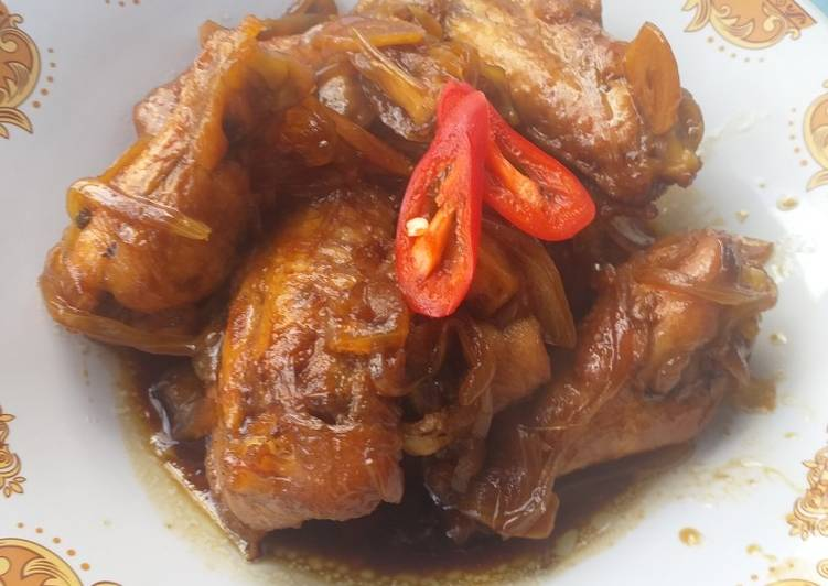 Cara Menyiapkan Ayam Kecap Untuk Anak2 Mpasi1tahun Mudah Banget Resep Masakanku