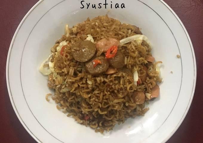 Nasi Goreng Indomie Magelangan (Upnorm*l)