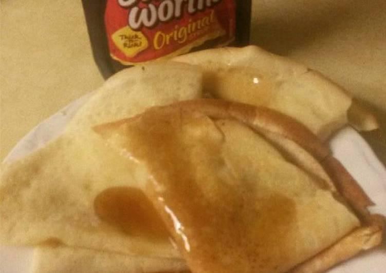 Ukrainian pancakes