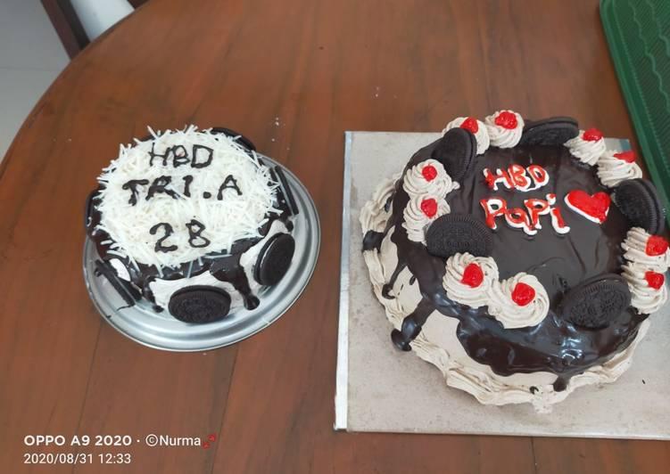 Resep: Lezat Kue Ulang Tahun Ala Nurma Modal 50 Rb Aja😲