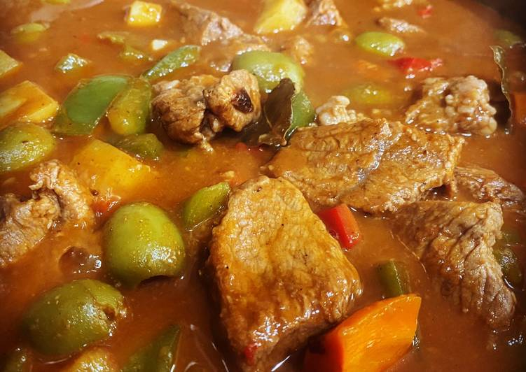 Beef Kaldereta, Some Foods That Benefit Your Heart