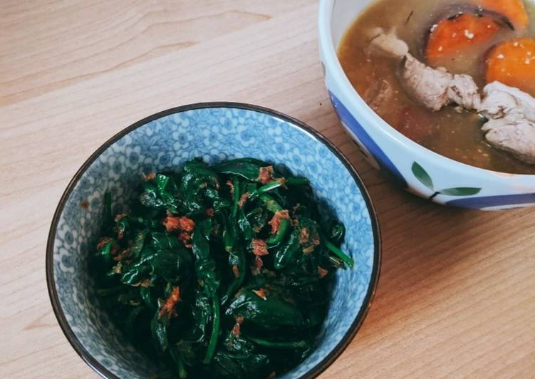 Easiest Way to Make Favorite Spinach OHITASHI