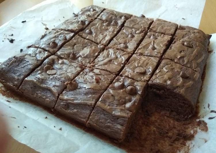Steps to Prepare Ultimate Brownies