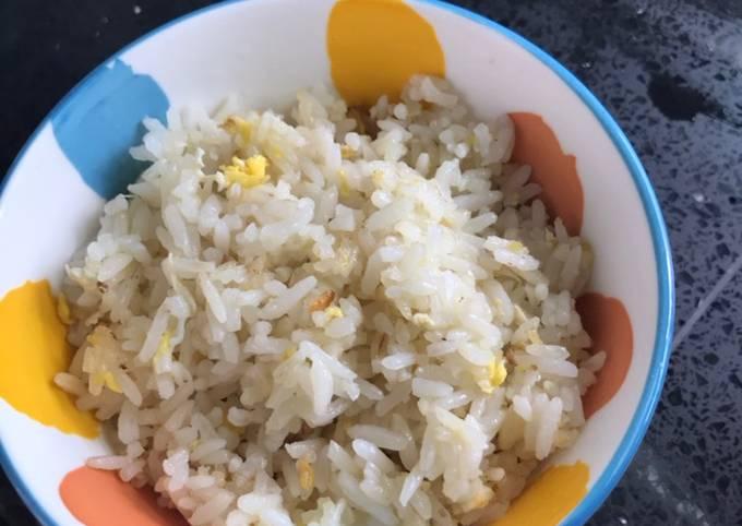 Nasi goreng butter summayyah