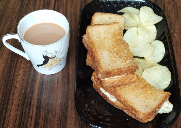 Learn How to Elevate Your Mood with Food Bread Omelette