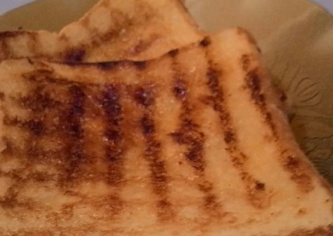 Roti Panggang Margarin