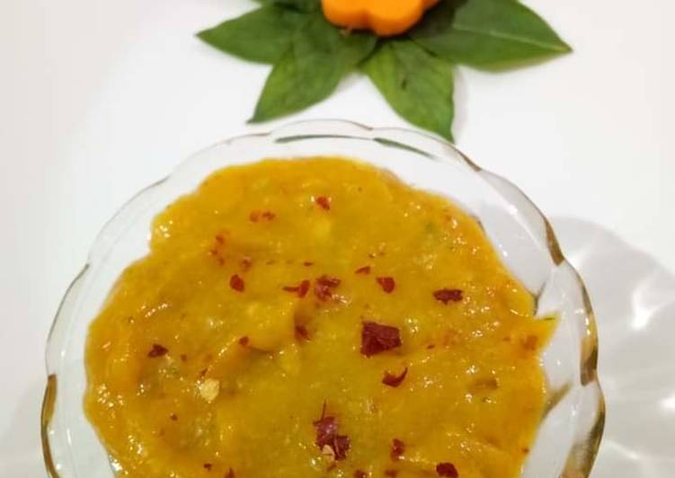 Recipe of Award-winning Mango Dip