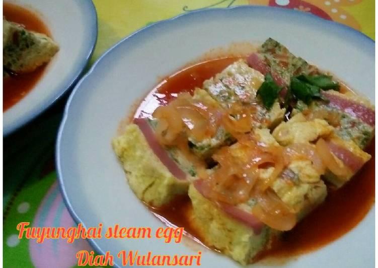 Fuyunghai steam egg