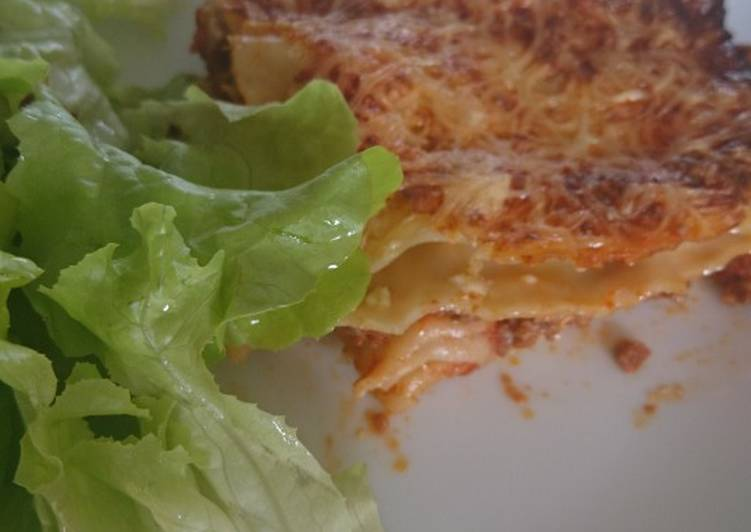 Lasagne express