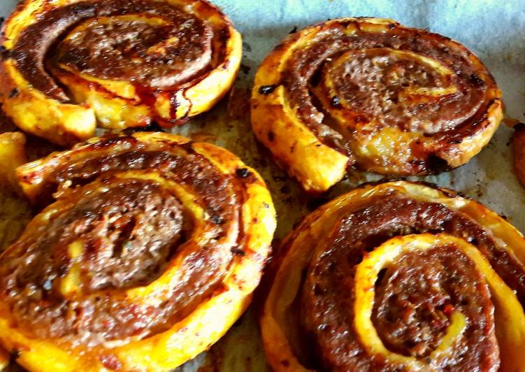 How to Make Homemade My Italian beef whirls