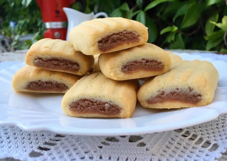 Ricetta Biscotti nascondini fatti in casa