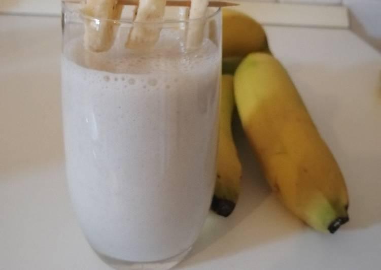 Bananas Smothie
