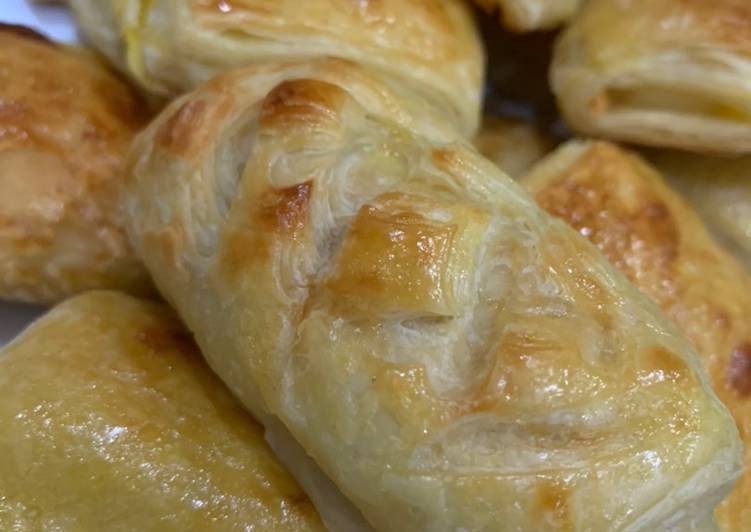 Resep Easy croissant (instant sheet) Paling Joss
