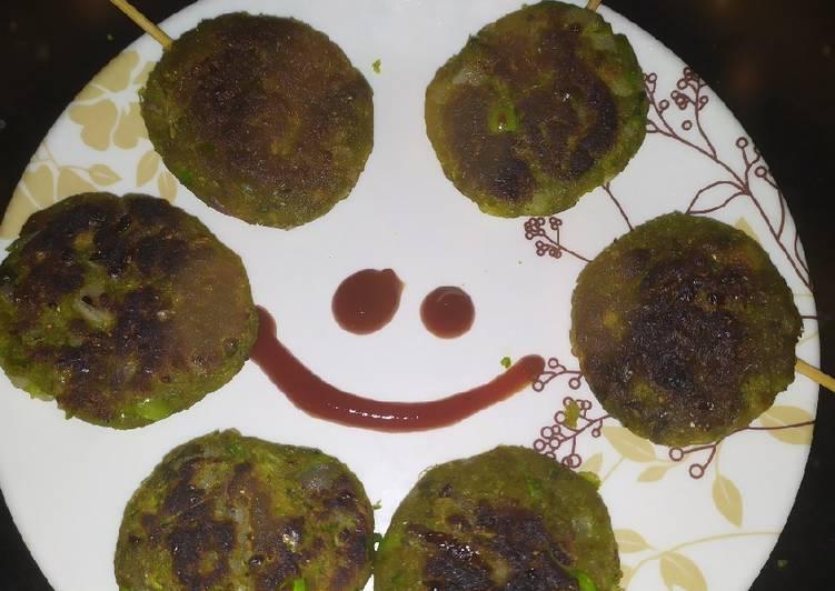 Recipe of Perfect Peas Lolipop
