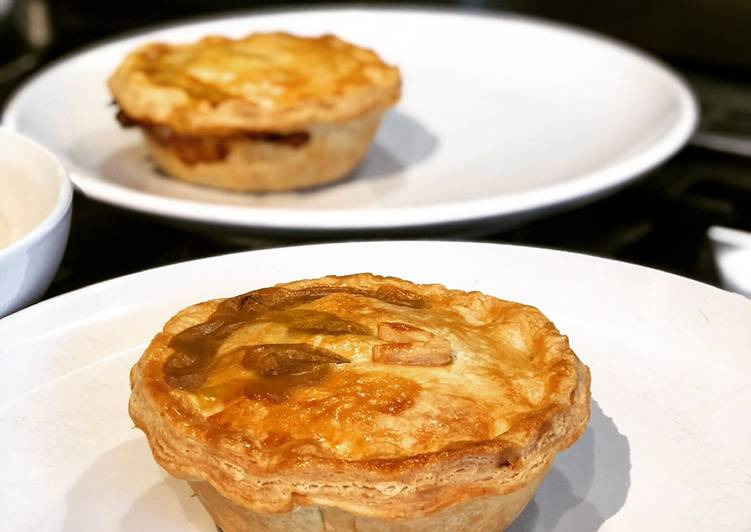 Easiest Way to Make Favorite Vegetarian Curry Pies