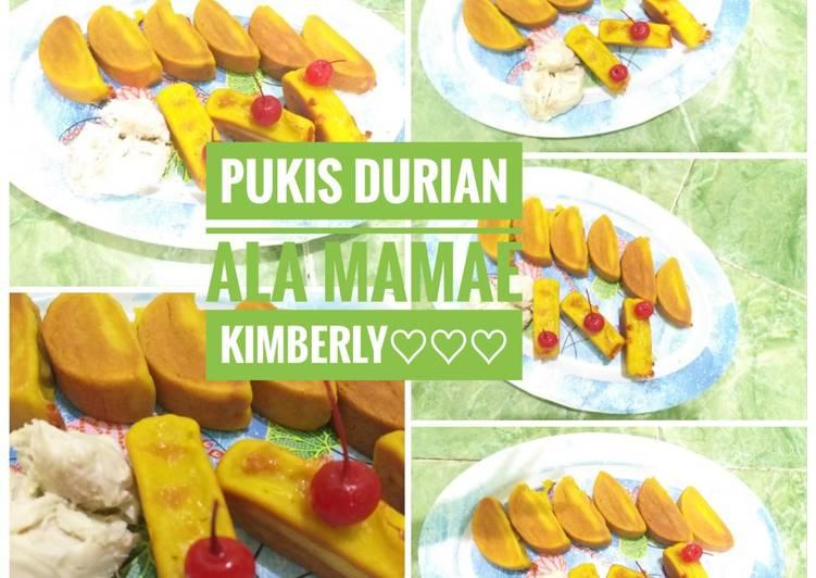 Pukis Durian