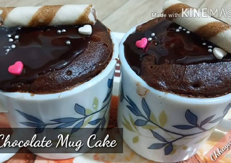 Step-by-Step Guide to Prepare Ultimate 2 Minutes Microwave Mug Cake Recipe