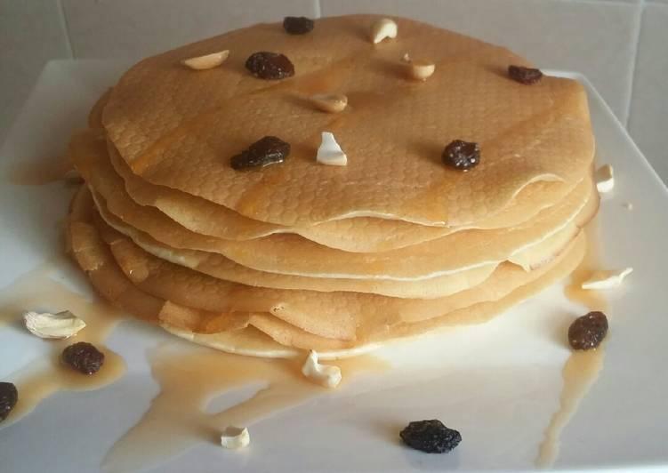 10+ Dinner Easy Homemade Pancakes