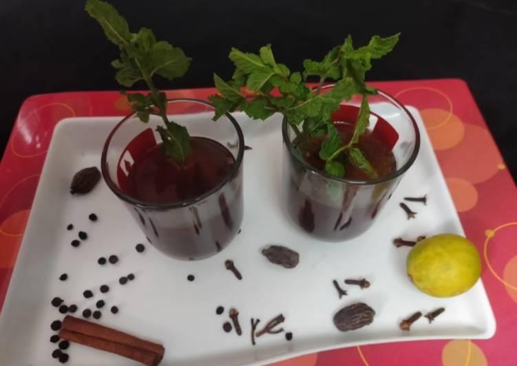 Immunity booster herbal drink