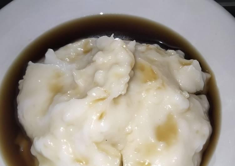 2. Bubur sum-sum putih